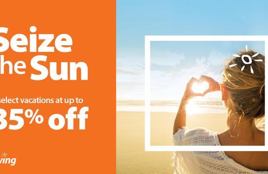 Sunwing Seize the Sun Sale