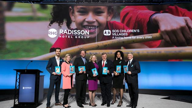 Radisson Hotel Group Partners with SOS Children's Villages
