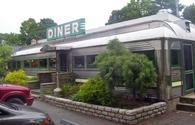 Village Diner, New York, Diner, Americana