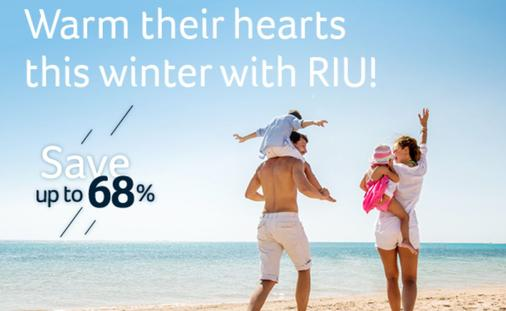Warm their Hearts this Winter with RIU