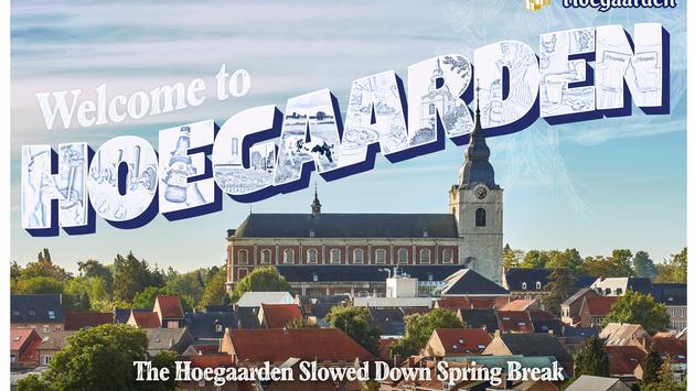 Hoegaarden Slowed Down Spring Break package