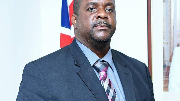 Andrew A. Fahie, British Virgin Islands