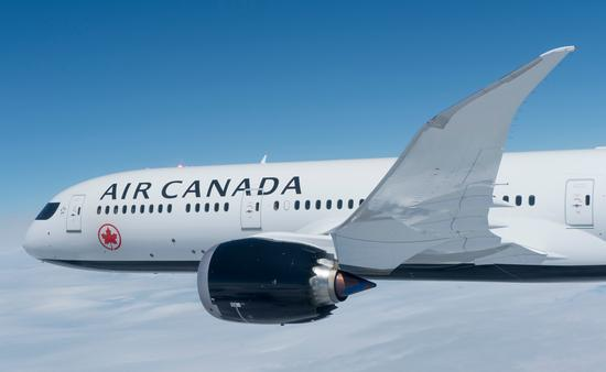 B787-9-Wingflex - Air Canada