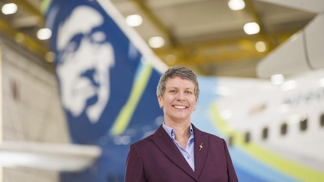 Alaska Airlines appoints Constance von Muehlen Chief Operating Officer.