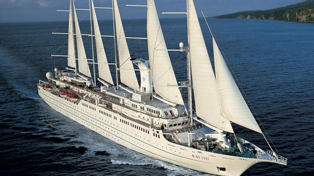 Windstar Cruises' Wind Surf