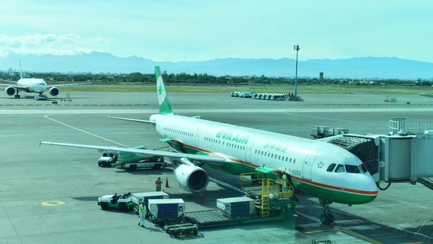 EVA Air Airbus A320
