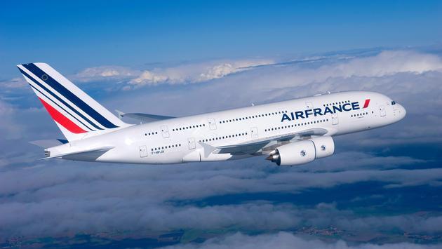 Air france Airplane (Photo via Air France)