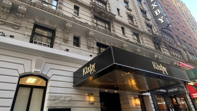 The Kixby Hotel in New York City
