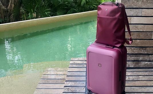 Victorinox Swiss Army travel luggage