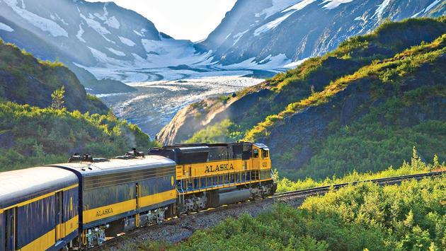 Glacier Discovery Train