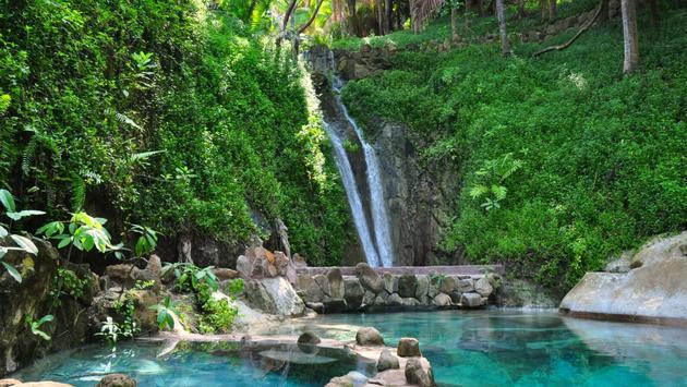 El Salto de Jumatan waterfall