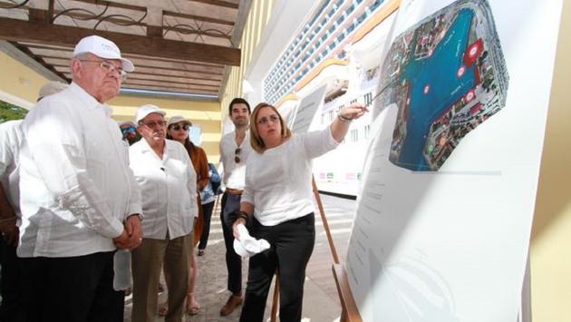 Puerto Vallarta's Cruise Port Authority