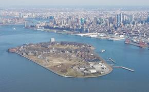 New York City from above during a helicopter tour with Liberty Helicopter Sightseeing Tours