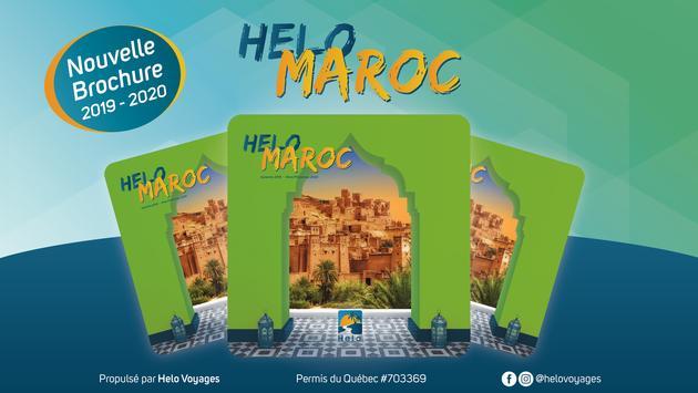 Brochure 2019-2020 Helo Maroc