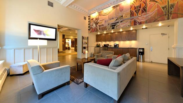 Lounge Espresso, Hôtel 71