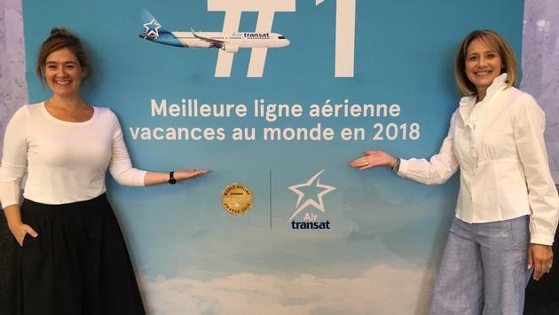 Lancement brochure Soleil Transat 2018-2019