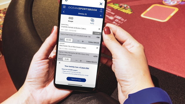 Sports Betting on Princess Cruises