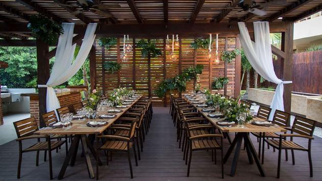 New Chef's Garden at Dreams Riviera Cancun Resort & Spa