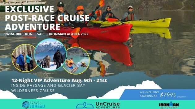 UnCruise Adventure's new 12-Night VIP Adventure.