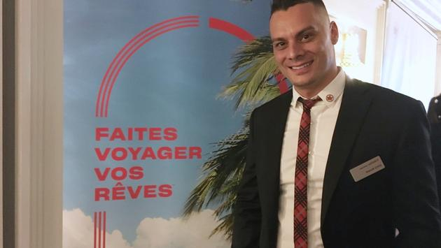 Lancement brochure soleil 2018-2019 Vacances Air Canada