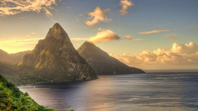 St. Lucia Views