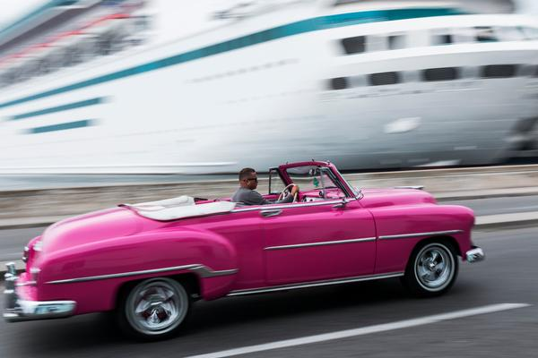 Cruise Lines Reroute Ships After Cuba Cruise Ban
