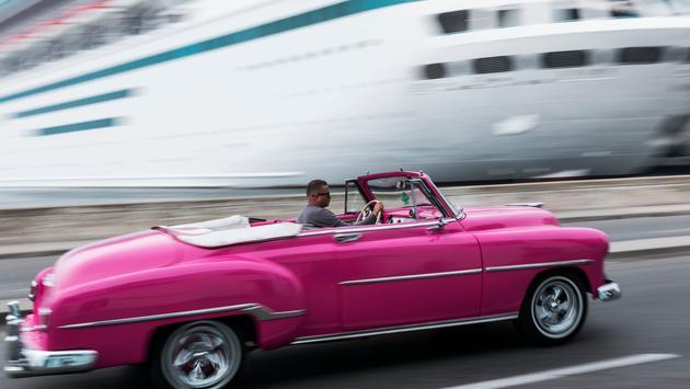 cruise, ship, Cuba