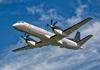 PenAir Saab 2000 aircraft mid-flight