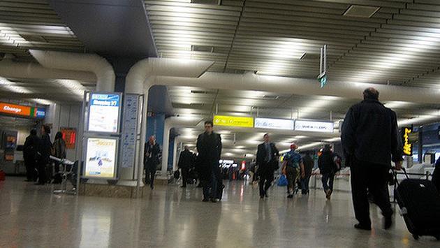 Geneva, Switzerland airport