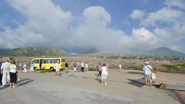 Montserrat's Soufriere Hills Volcano