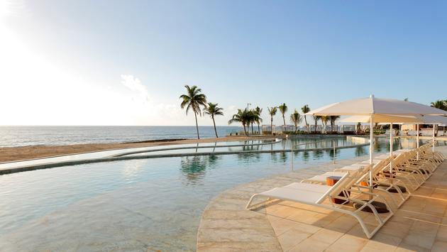 Infinity Pool TRS Yucatan, Palladium