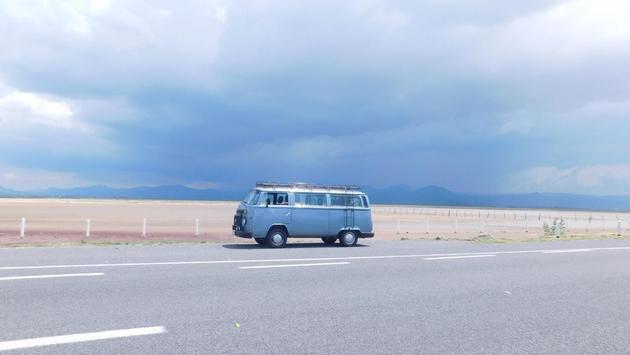 Matilda 70 Volkswagen Van