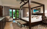 Romeo & Juliet Walkout Butler Suite with Patio Tranquility Soaking Tub: $337PP/PN