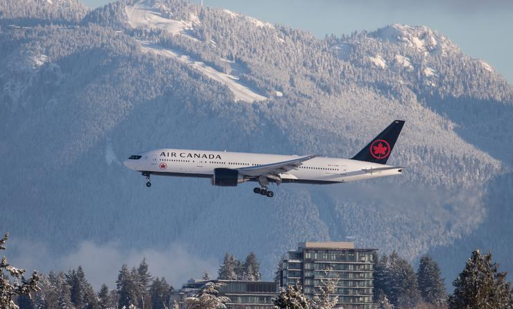 Boeing 777-200LR d'Air Canada