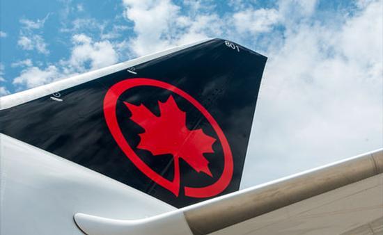 Air Canada suspendió vuelos a México durante 90 días como una medida para disminuir los contagios de COVID-19. Foto de Air Canada)