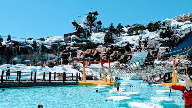 Blizzard Beach, Disney, Water Park