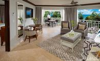 $1,000 Instant Credit at Sandals Beachfront Penthouse One Bedroom Butler Suite w/ Balcony Tranquility Soaking Tub