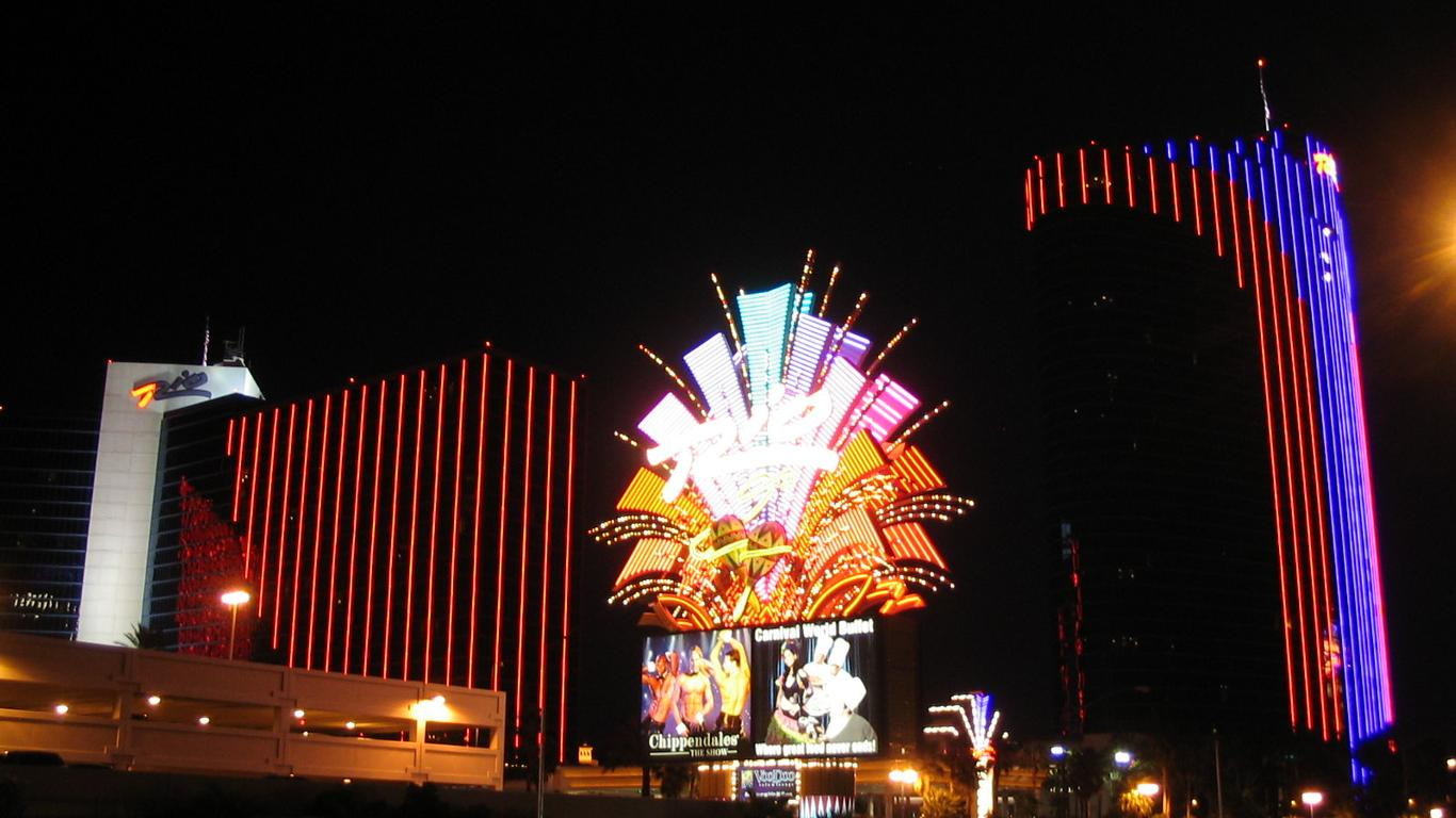 Caesars Announces Deal to Sell Rio for $516.3 Million