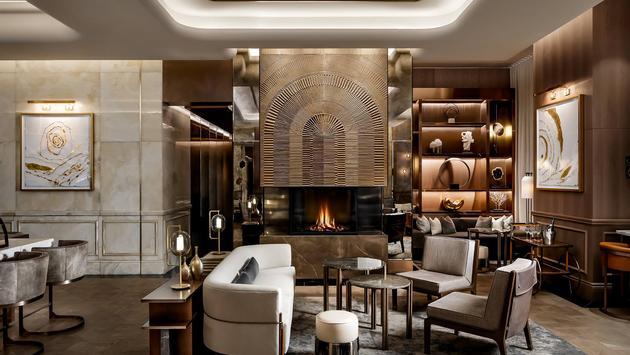 Astor Lounge du St Regis Toronto