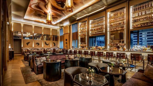 Louix Louis, restaurant du St Regis Toronto