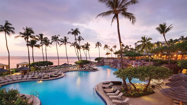 Hyatt Regency Maui Resort & Spa Vacation Package 5 nights from  $1549*