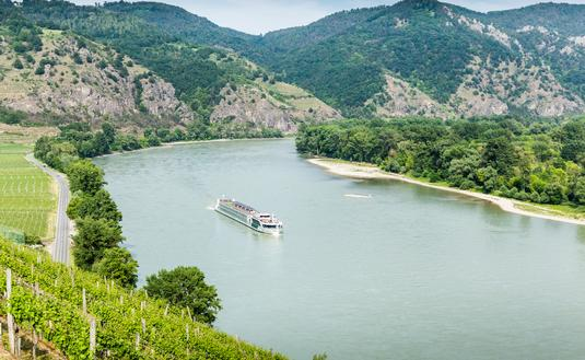 river, cruise, Danube