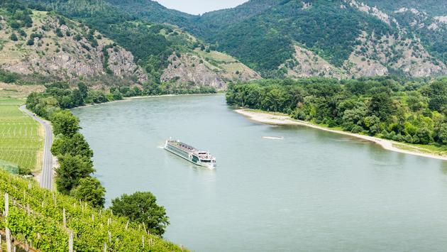 river, cruise, Danube