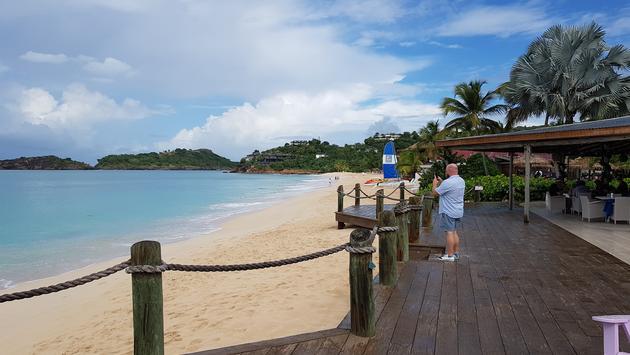 Galley Bay Resort in Antigua