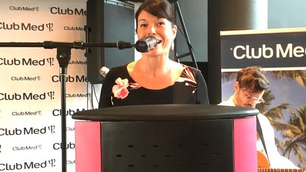 Carolyne Doyon, Club Med
