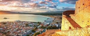 Explore wineries, oranges and olives along Greece's Peloponnese peninsula.