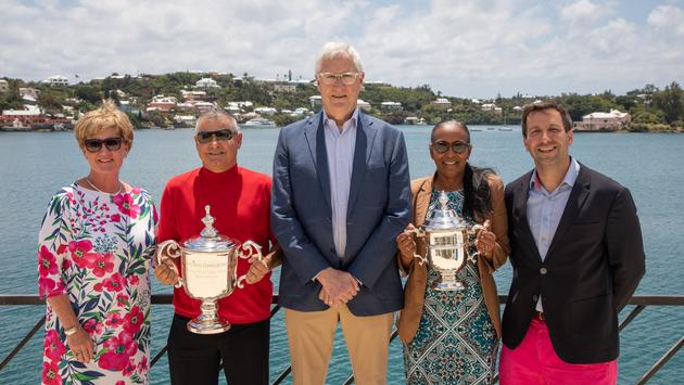 Bermuda Tourism Authority Partners with US Open