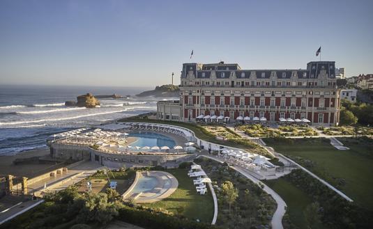 Hotel de Palais Biarritz