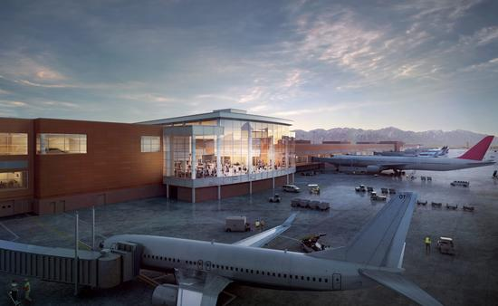 new salt lake city international airport