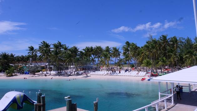 Blue Lagoon, The Bahamas